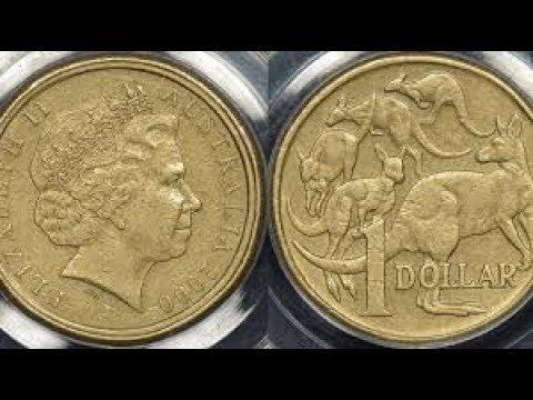 The Australian $1/10c One Dollar Mule Coin Rarest Decimal Coin $$$