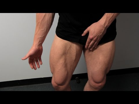 FitnessFAQs: Gym Leg Workout for Mass & Strength