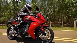 9. TRAILER 2015 Honda CBR 650F BR-Spec on 17