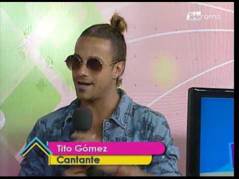Tito Gómez Cantante