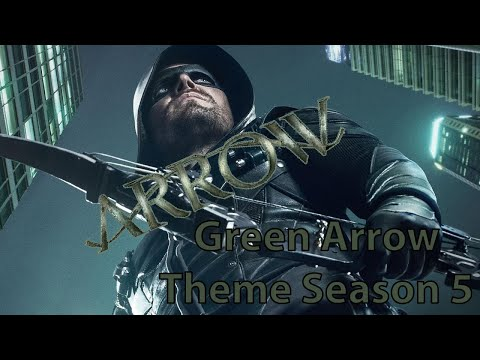 Green Arrow Theme Suite Season 5: Blake Neely