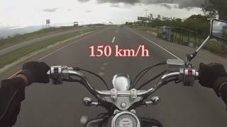 4. Yamaha V Star 650 top speed