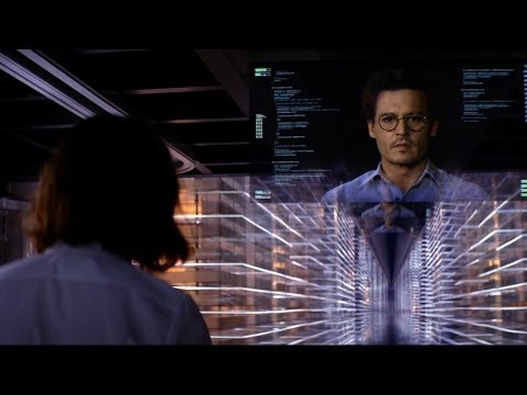 TRANSCENDENCE Trailer: See Johnny Depp as a Super Computer