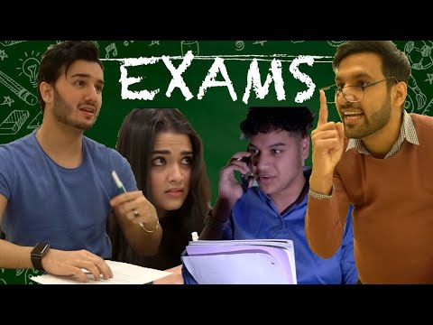 Students Aur Exams | Shahveer Jafry Ft. Zaid Ali