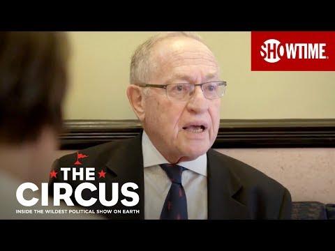 Alan Dershowitz on Trump's Tweets, James Comey, and Civil Liberties | THE CIRCUS | SHOWTIME