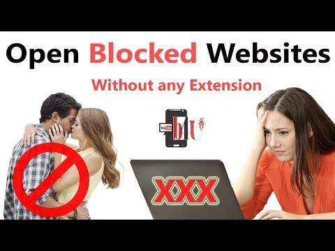 Video How to Open Blocked Websites ! Without any Extensions | Best 4 You download in MP3, 3GP, MP4, WEBM, AVI, FLV January 2017