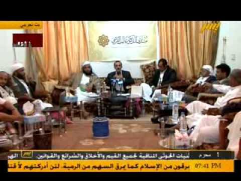 عمر مجلي يتحدث عن مؤامرة لأجندة خارجية على صعدة واليمن تنفذها مليشيات الحوثي