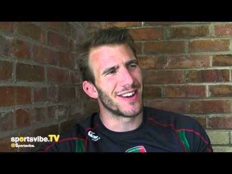 Tom Croft Dishes The Dirt On His Leicester Tigers Teammates