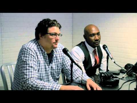 Morris Chestnut Interview – LEGENDS