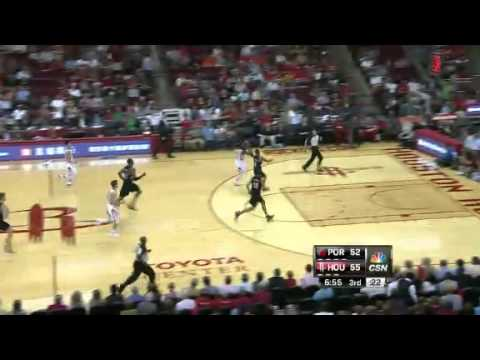 Nicolas Batum denies James Harden