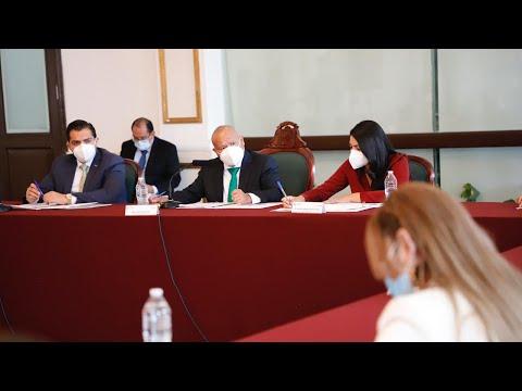 Cabildo H. Ayuntamiento de Tlalnepantla de Baz 24 febrero 2021