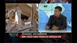 Video Pergeseran Lempeng Tektonik Australia & Asia Penyebab Gempa Lombok - Special Report 06/08 MP3, 3GP, MP4, WEBM, AVI, FLV Agustus 2018