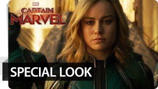 CAPTAIN MARVEL – Special Look // Jetzt im Kino | Marvel HD