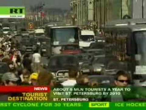 Russia Today | Saint Petersburg (White Nights)