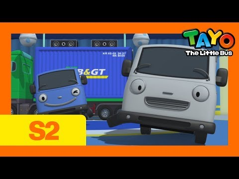 The leader of the playground (30 mins) l Episode 12 l Tayo the Little Bus