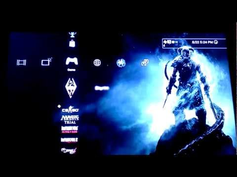 playstation3 - This is a step by step tutorial on how to install the new youtube app for your PlayStation3. Also my NEWEST PS3 THEME. SPECIAL THANX to my FRIEND ON PLAYSTAT...