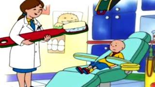 CAILLOU PORTUGUÊS: O exame do Caillou ▻ Inscreva-ser: http://bit.ly/1rqfPSY Caillou (Ruca em Portugal) é uma série de desenho animado infantil ...