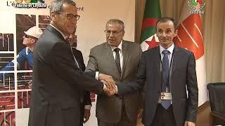 Renouvellement du contrat gazier entre Sonatrach et l'italien Edison- Canal Algérie