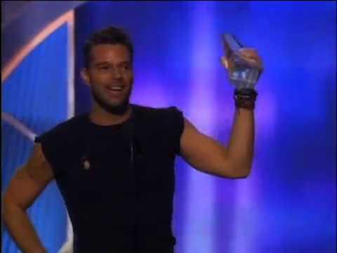Ricky Martin | Persona del Año 2006 | Latin Grammy