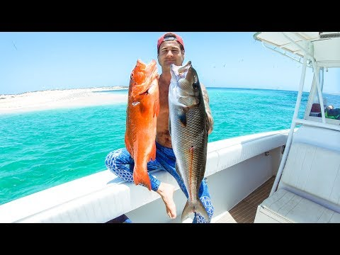 YBS Lifestyle Ep 47 - A Day Spearfishing Remote Australian Islands - Thời lượng: 10 phút.