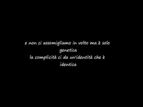 , title : 'Emis Killa - Fratelli a metà (TESTO)'