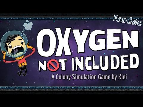 Oxygen Not Included @ Первый взгляд