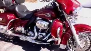 5. 2009 Harley Davidson Ultra Classic FLHTCU