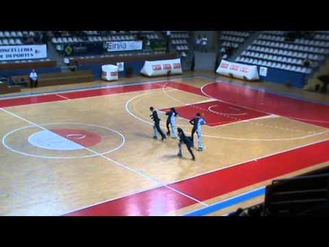 Cto España Grupo Show 2011 AD Noain 1