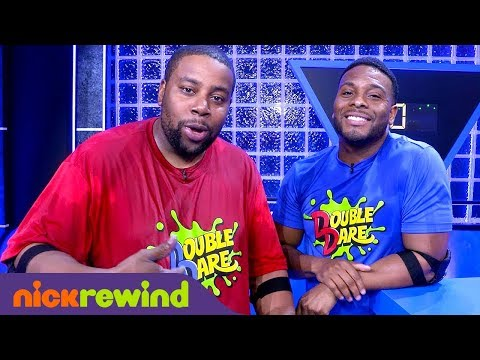 Kenan And Kel Epic Showdown On Double Dare! 💥 | Double Dare | NickSplat