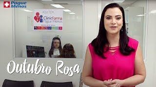 Pague Menos e Você - Vida Saudável Clinic Farma Outubro Rosa