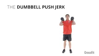 The Dumbbell Push Jerk