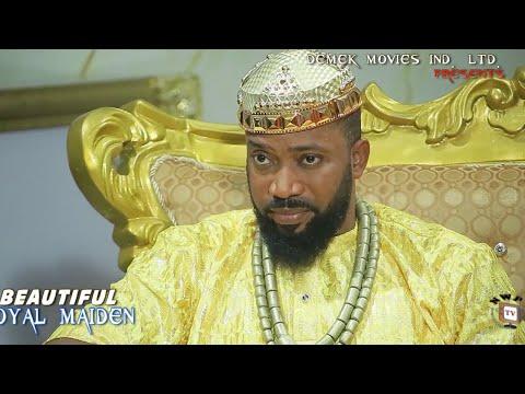 BEAUTIFUL ROYAL MAIDEN (New Hit Movie) - Fredrick Leonard 2020 Latest Nigerian Nollywood Movie