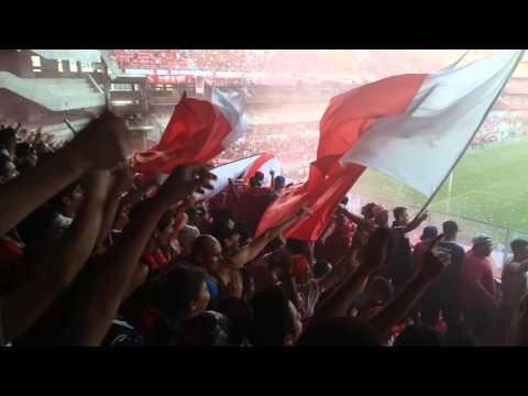 """""""DICEN QUE SON LA HINCHADA QUE MAS ALIENTA..."""" - La Barra del Rojo - Independiente"""