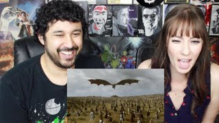 The Official TRAILER for GAME OF THRONES SEASON 7 is here! This is Greg & Tara Erickson's REACTION & REVIEW!!! Follow Tara Erickson on Youtube: https://www.y...