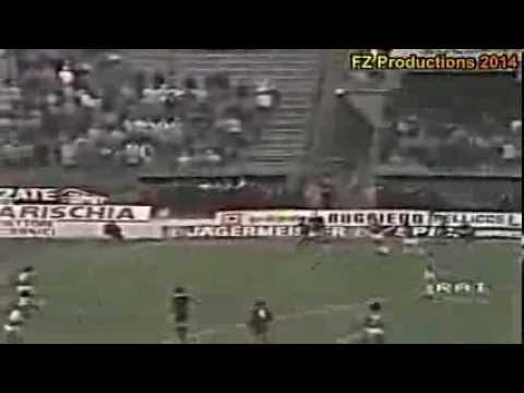 tutti i goal di prohaska in serie a con l'inter e la roma!