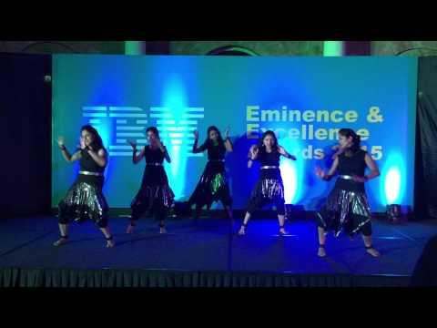IBM Bangalore Eminence & Excellence awards (видео)