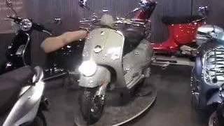 1. Vespa GT60