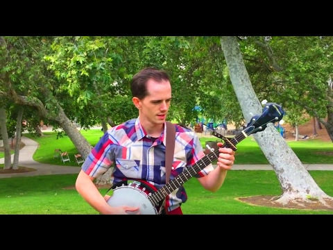 Musician Attempts to Break the Guinness World Record for Fastest Banjo