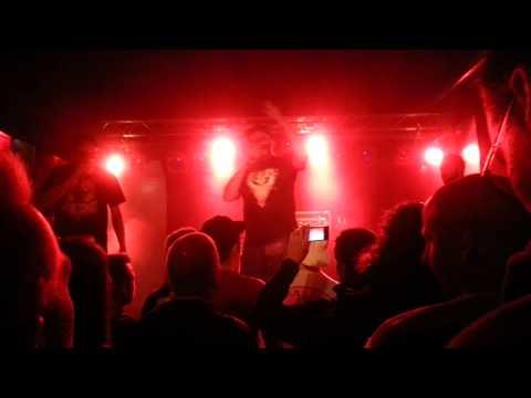 King Orgasmus One - KRIEG (Live)