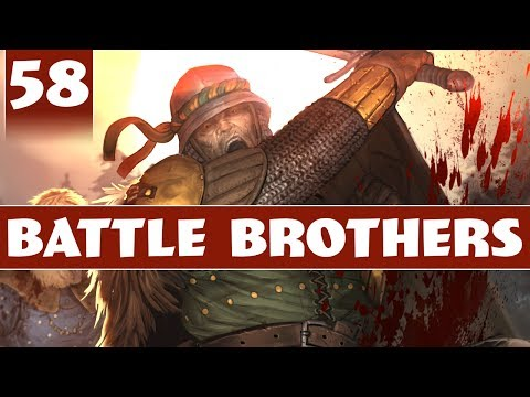 Crypt of Mourning   Let's Play Battle Brothers 1.0 - Part 58 (видео)