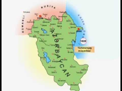 Azerbaycan Arazisi.