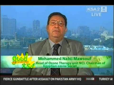 Ozone Therapy in Egypt Prof. Nabil Mawsouf New Life Clinics