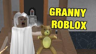 GRANNY FULL GAME UPDATE | Granny Roblox Map