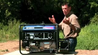4. Yamaha Generators - The Ultimate in Power