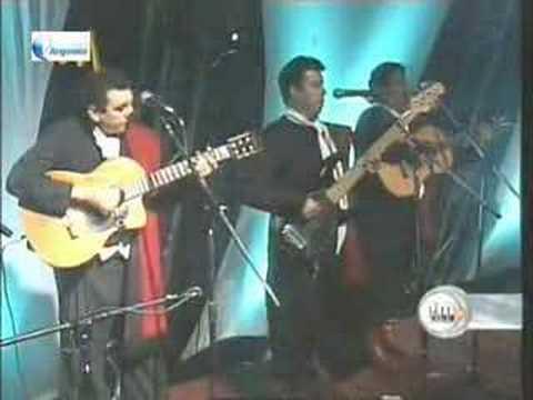 Chaqueño Palavecino - Morir cantando(Cueca Boliviana)