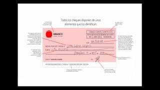 Tú, los cheques y las transferencias bancarias
