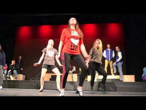 Candy store Girls-Heathers the Musical