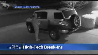 Rancho Cordova Thieves Spoofing Car Keys For Easy Access To Vehicles