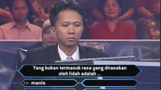 Nonton Who Wants to be A Millionaire Winner Indonesia (2).wmv Film Subtitle Indonesia Streaming Movie Download
