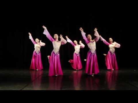 桃園高中第二十二屆舞蹈班學生實習創作展